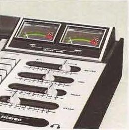Grundig Studio 80 - Controlli Lineari