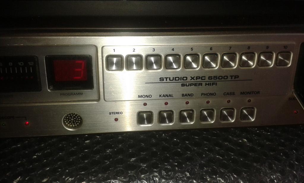 Grundig Studio XPC6500TP