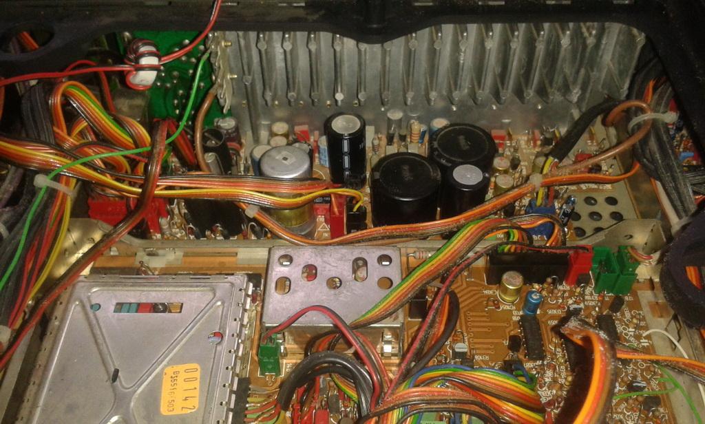Grundig Studio XPC6500TP interni