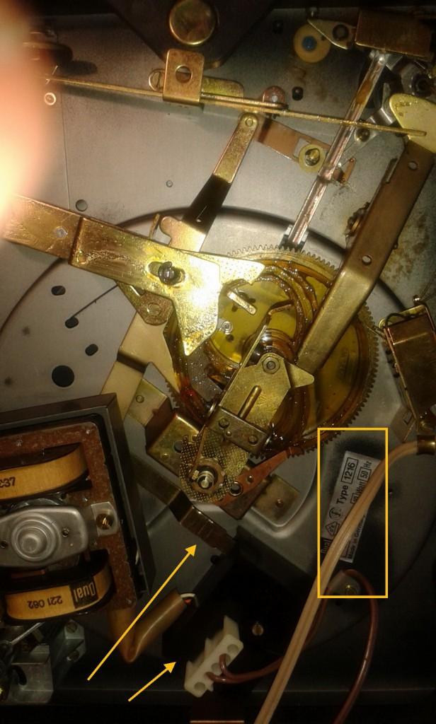 interno dual 1216 oggetto di riparazione