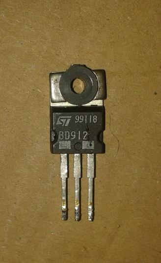 transistor sostituito