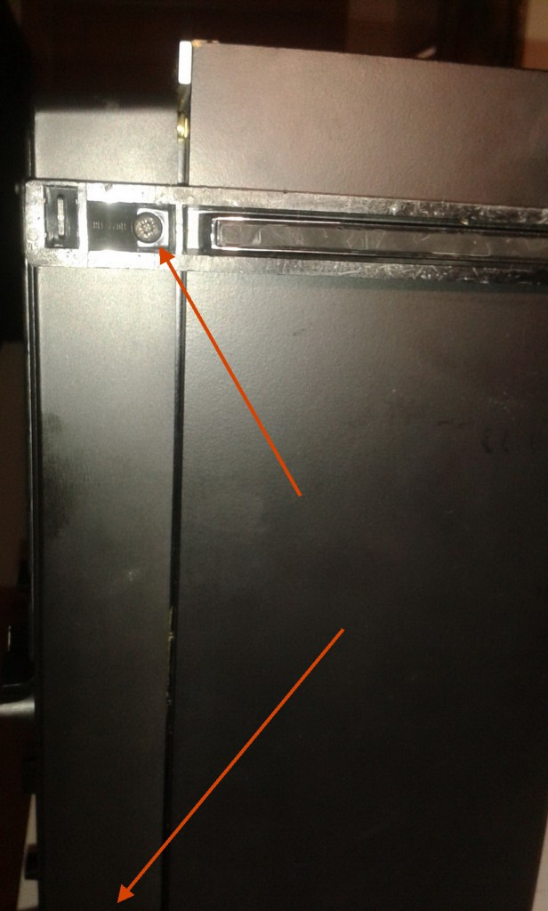 Grundig TS1000 3A riparazione