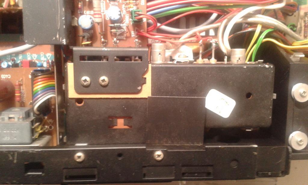 Grundig R48 display