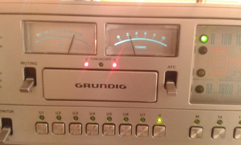 Grundig R45 test finale