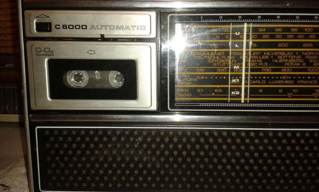 Grundig C6000 test