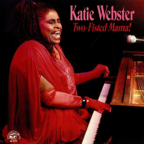 Katie+Webster+-+Two-Fisted+Mama!+-+LP+RECORD-495663