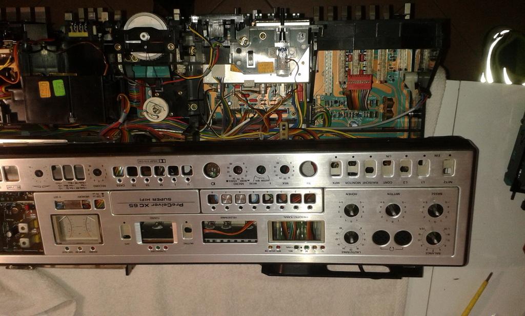 Grundig XC65 panoramica