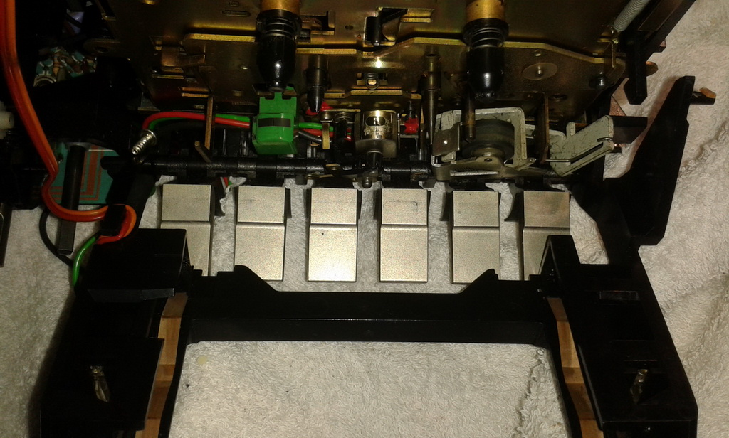 Grundig XC65 piastra