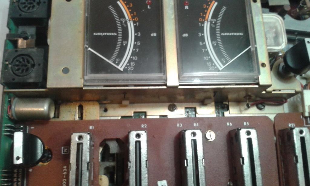 Grundig TS 1000 sensori tendinastro
