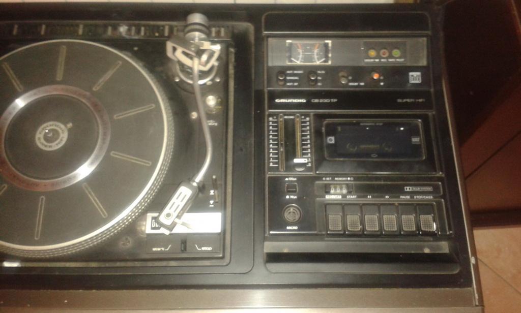 Grundig XPC 6500 TP panoramica