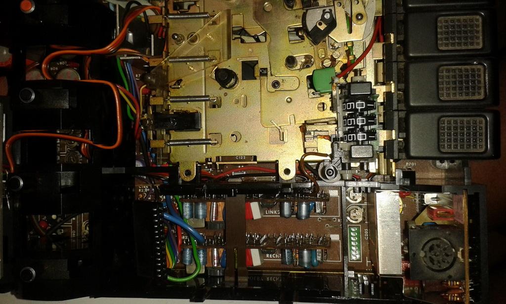 Grundig XPC 6500 TP piastra