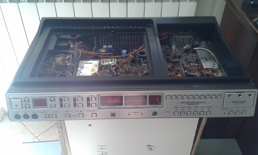 Grundig XPC 6500 TP primi test