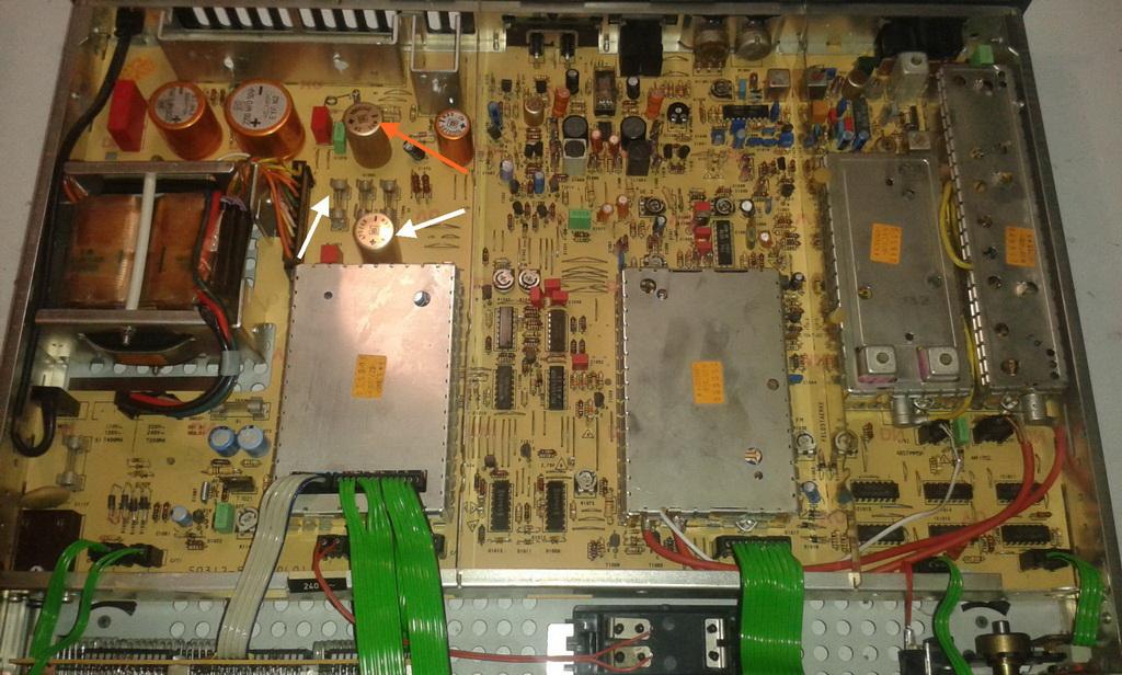 condensatore in corto circuito