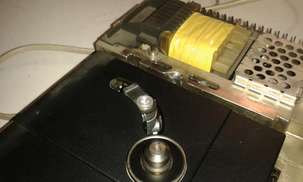 CD 100 laser