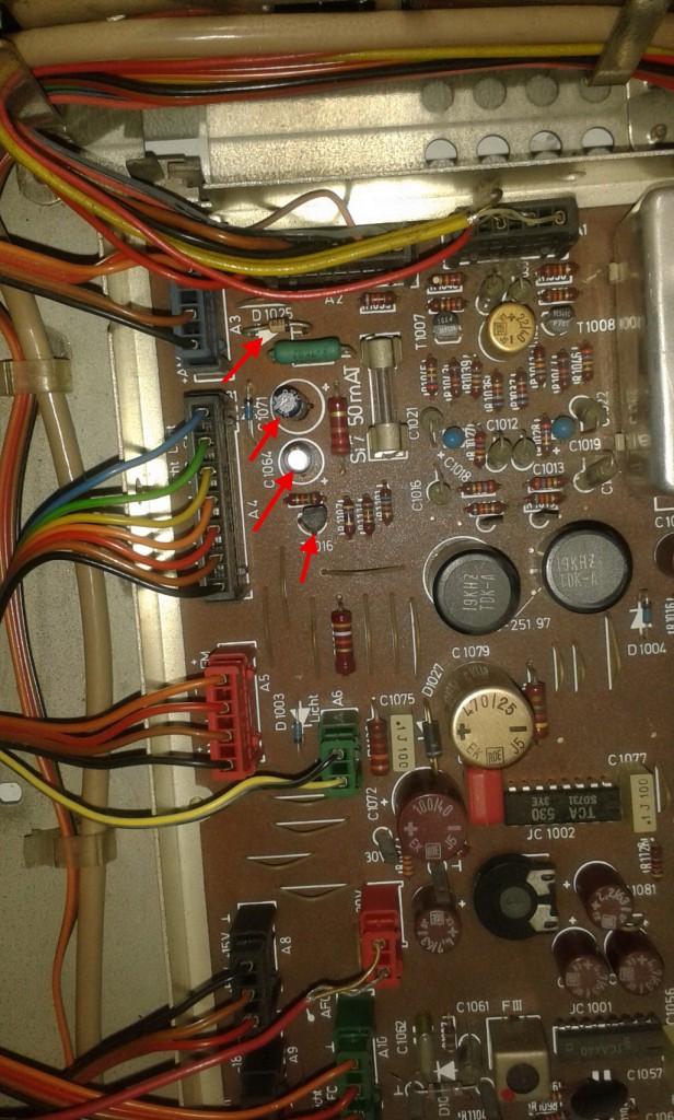 circuito stabilizzazione