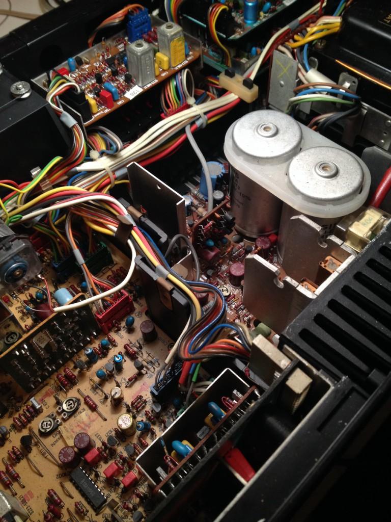 misurazioni transistor.